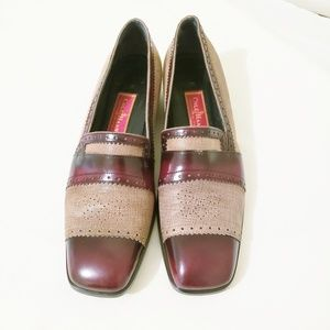 """Cole Haan """"Valoree"""" Two-Toned Loafers Size 7.5"""